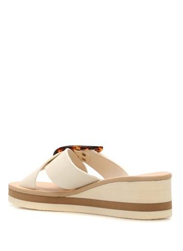 Ancient Greek Sandals Terlik Beyaz